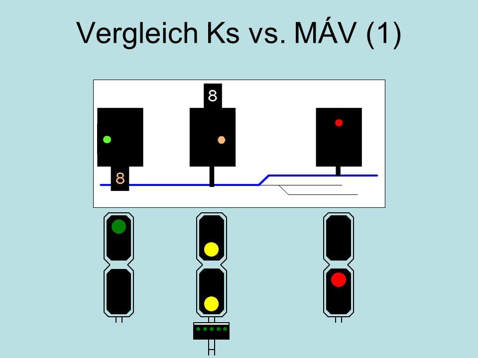 Vergleich Ks vs. MÁV (1)