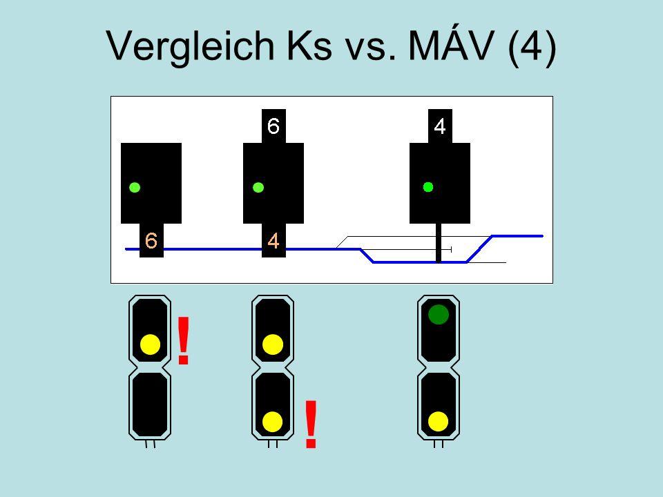 Vergleich Ks vs. MÁV (4) ! !