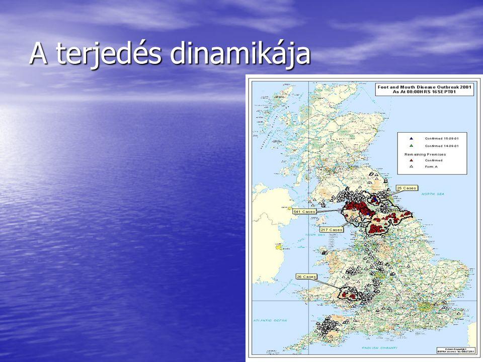 Helyszíni égetés -máglyázás Előnyei Előnyei Hatékony kórokozó megsemmisítés Hatékony kórokozó megsemmisítés Egyszerű megvalósíthatóság a helyszínen Egyszerű megvalósíthatóság a helyszínen Nincs szállítás Nincs szállítás Hosszú távú környezeti hatások alig vannak Hosszú távú környezeti hatások alig vannak Hátrányai Hátrányai Füst, légszennyezőanyagok jelentős terhelést képviselnek Füst, légszennyezőanyagok jelentős terhelést képviselnek A monitorozás gyakorlatilag megoldhatatlan (VOC, CO, NOX.