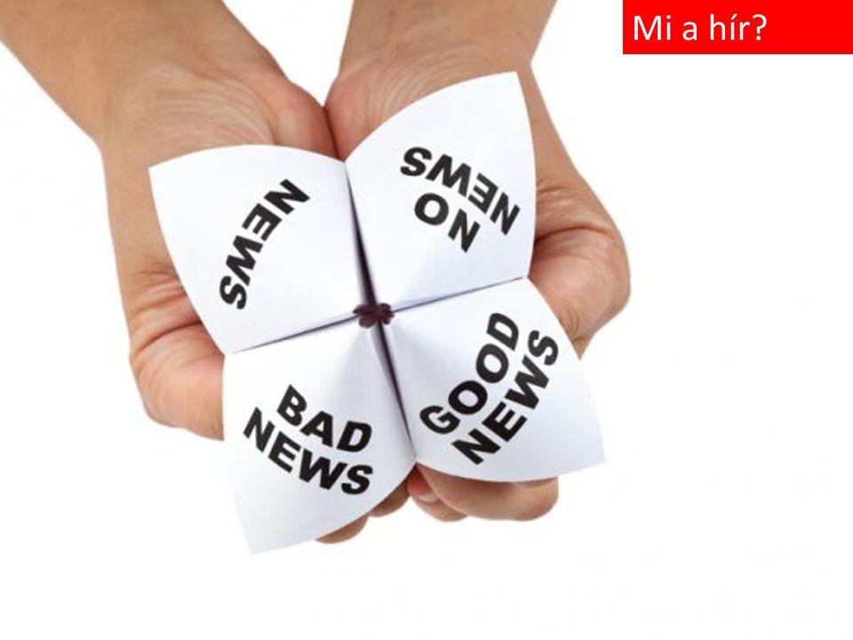 Mi a hír?