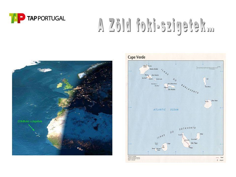  Lisszabontól még egy négy és fél óra repülés és éjszaka már az Egyenlítő felett vagy a Zöldfoki- szigeteken !.