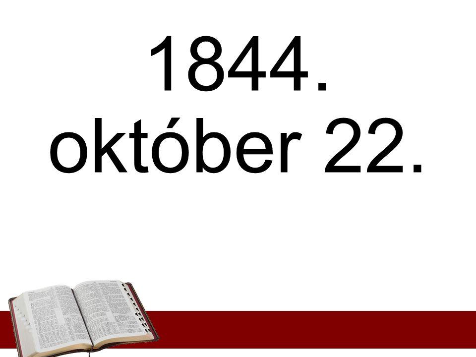 1844. október 22.