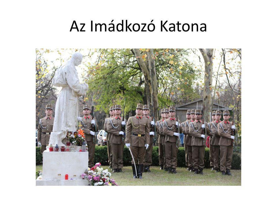 Az Imádkozó Katona