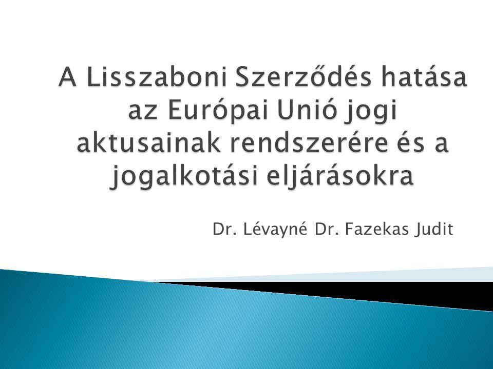 Dr. Lévayné Dr. Fazekas Judit