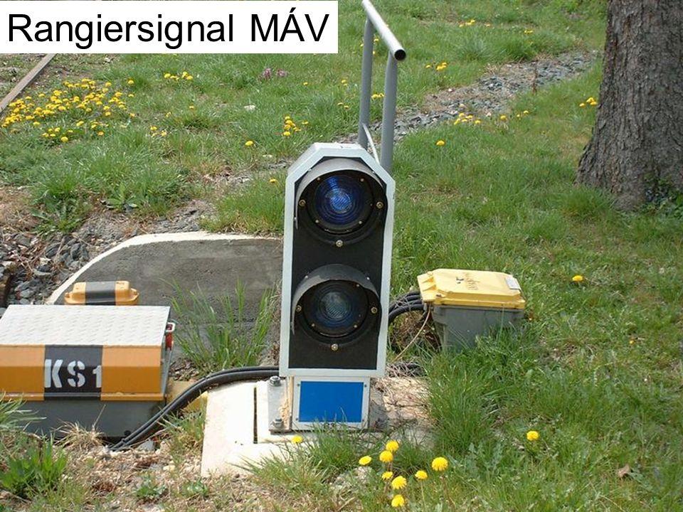 Rangiersignal MÁV