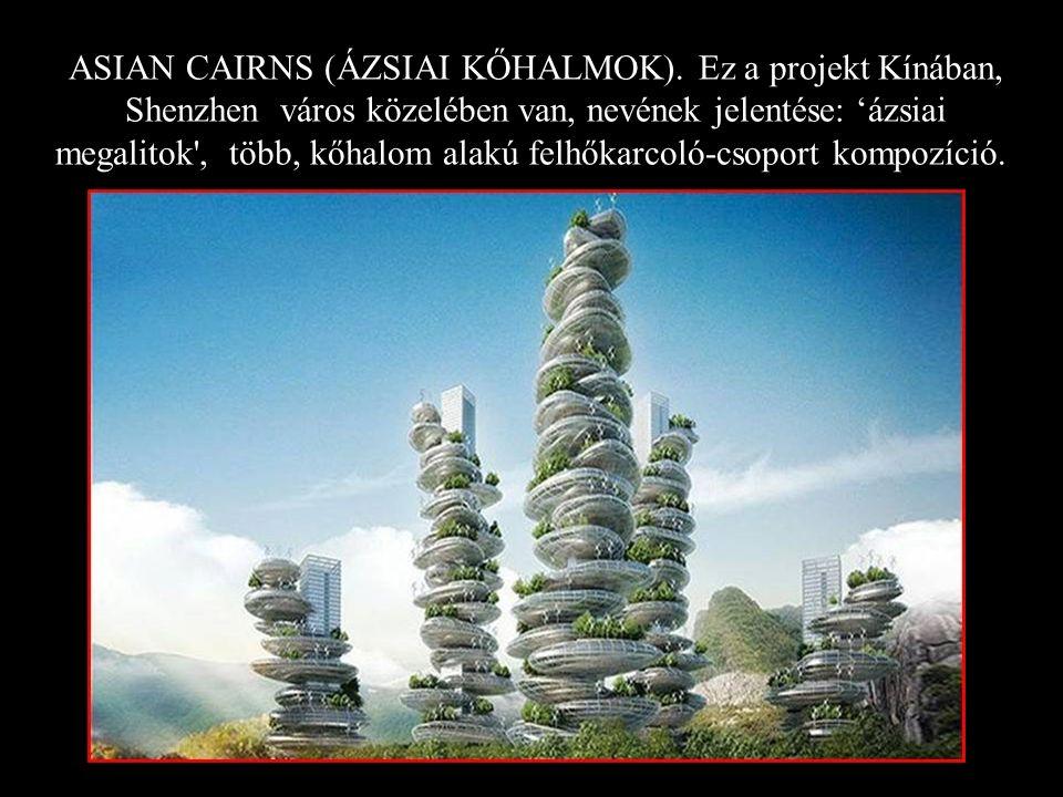ASIAN CAIRNS (ÁZSIAI KŐHALMOK).