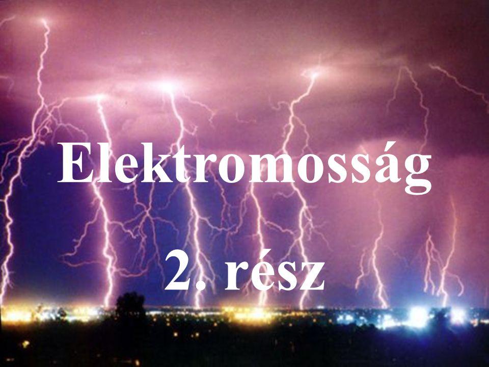 Elektromosság 2. rész