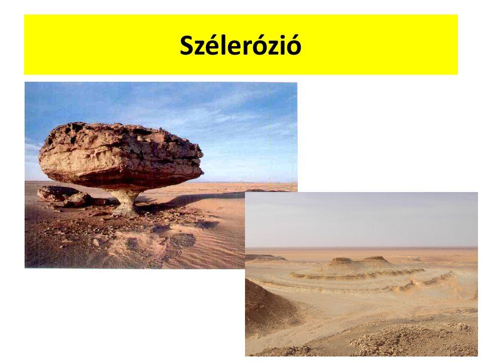 Szélerózió