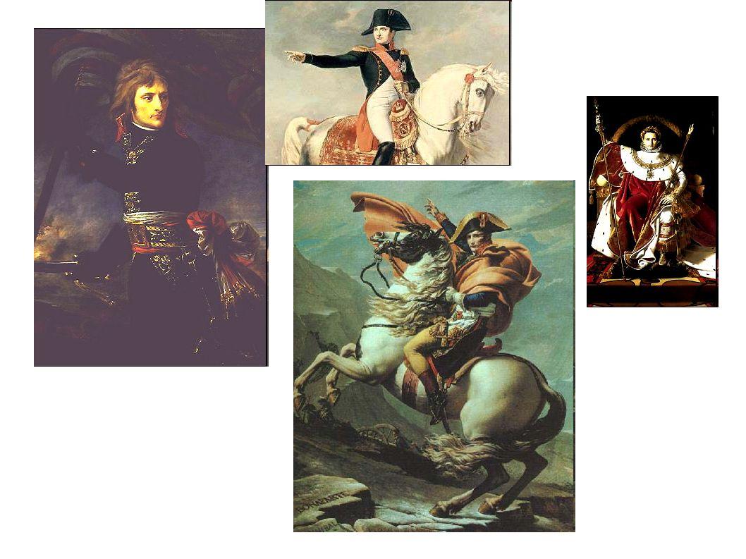 1804 Polgári rendszer megszilárdítása Nemzeti dicsőséget Megnyerte a polgárság és a parasztság támogatását Belső nyugalmat Császárrá koronázása után Napoleón egyeduralma EURÓPAI HEGMÓNIÁRA TÖR
