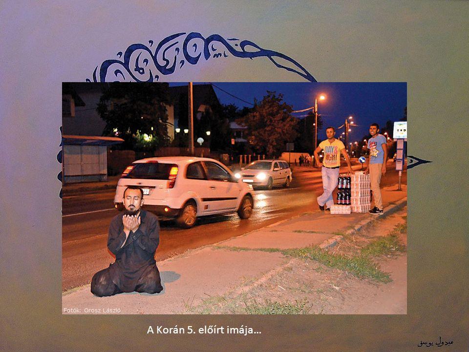"""Óriási imádkozó csarnok a francia Marsellie-ben. Ma a legnagyobb """"iszlám város Európában."""