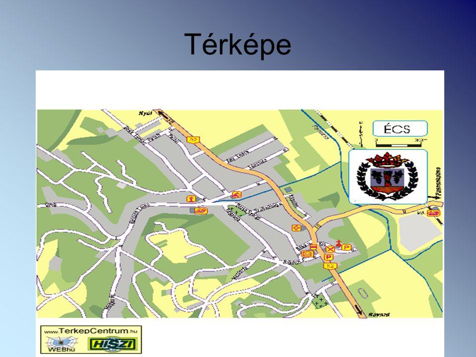 5 Km-es körzetében található települések Nyúl (3 Km) Győrság (5 Km) Pannonhalma (5 Km)