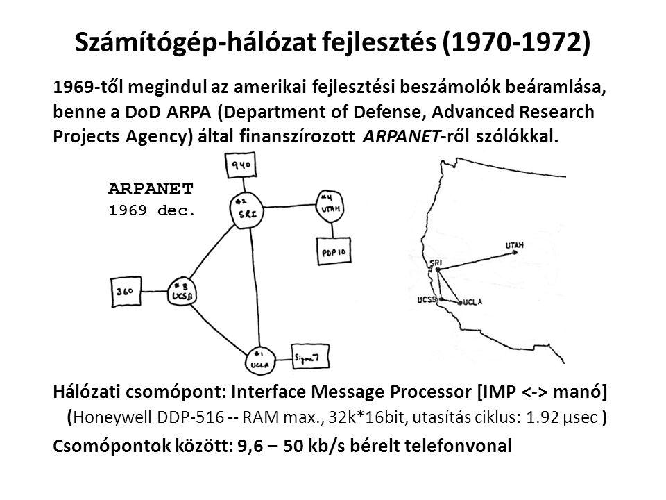 ERICSSON együttműködés 1975 -1980(1984) A feladatok jellegüket tekintve jelentősen eltérnek egymástól.