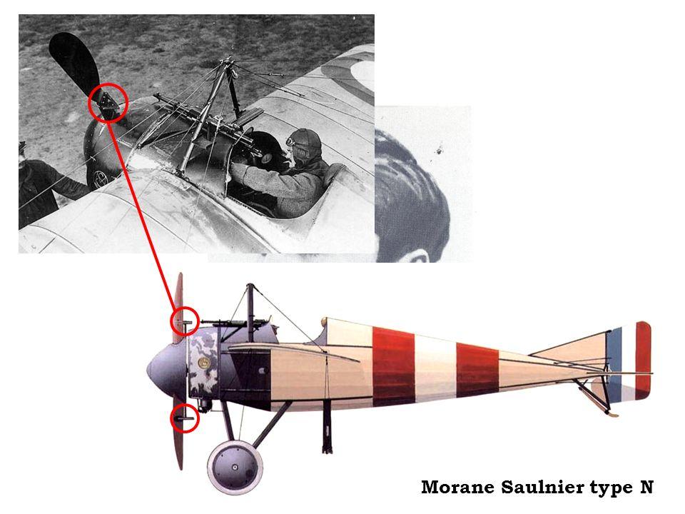 Roland Garros Morane Saulnier type N