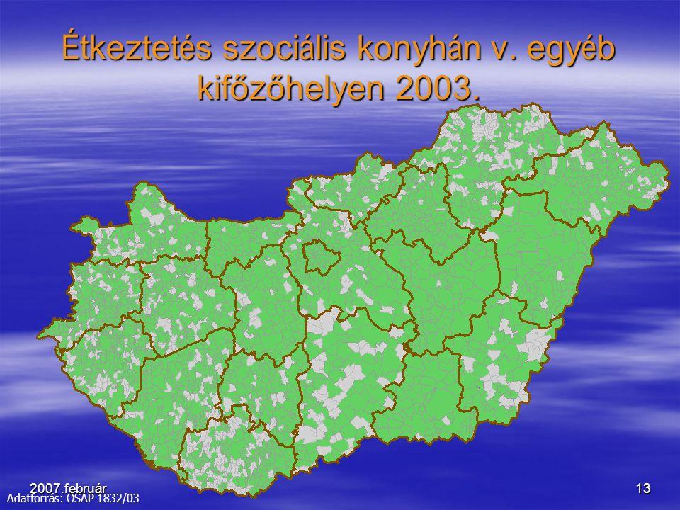 2007.február13 É tkeztet é s szoci á lis konyh á n v.