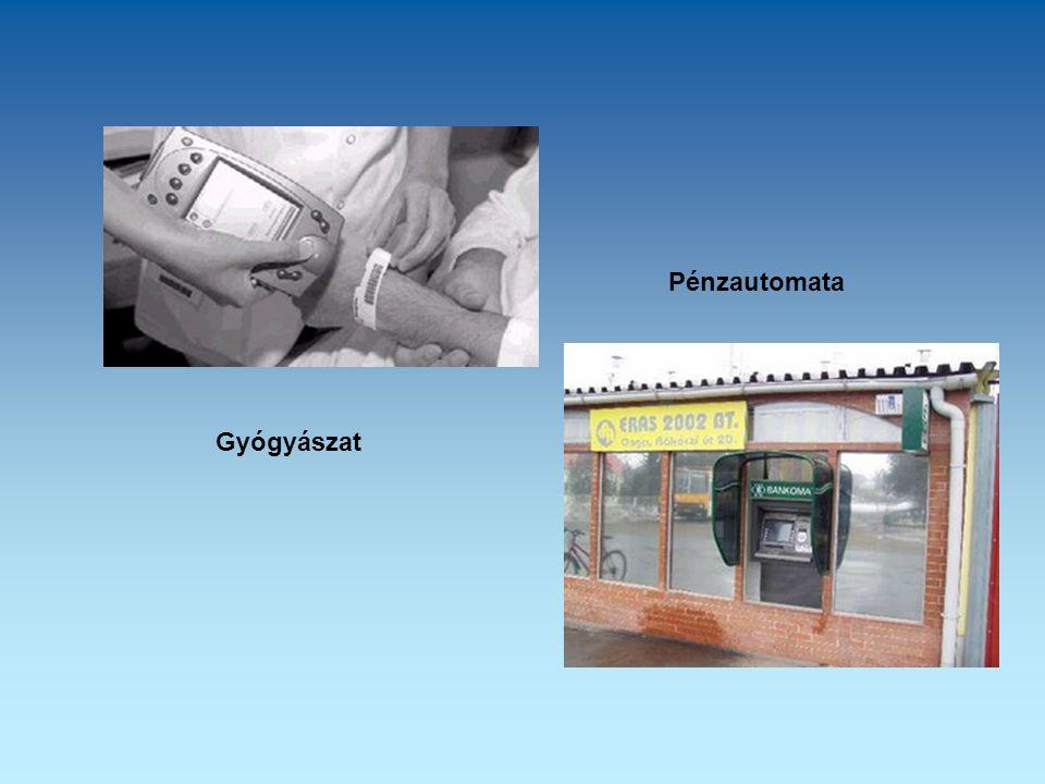 Gyógyászat Pénzautomata