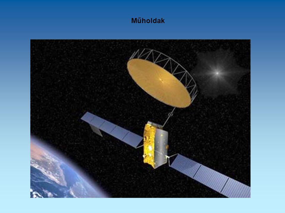 Műholdak