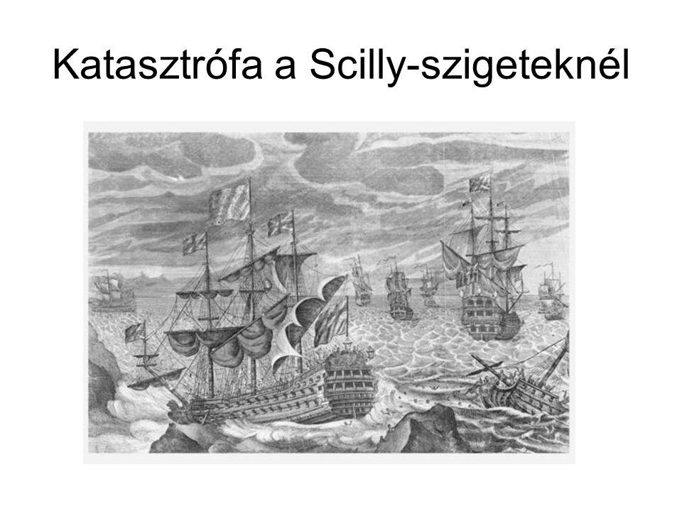 Katasztrófa a Scilly-szigeteknél