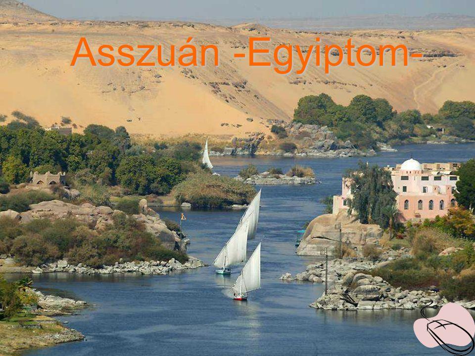 Nubiai Étterem Aszuan