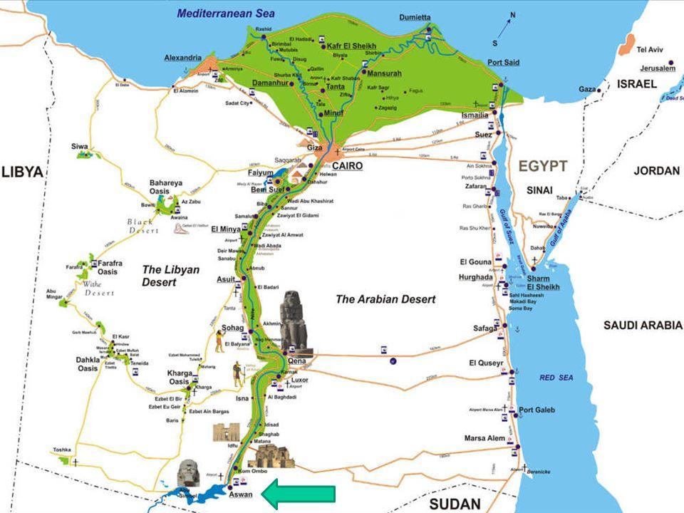 Asszuán -Egyiptom-