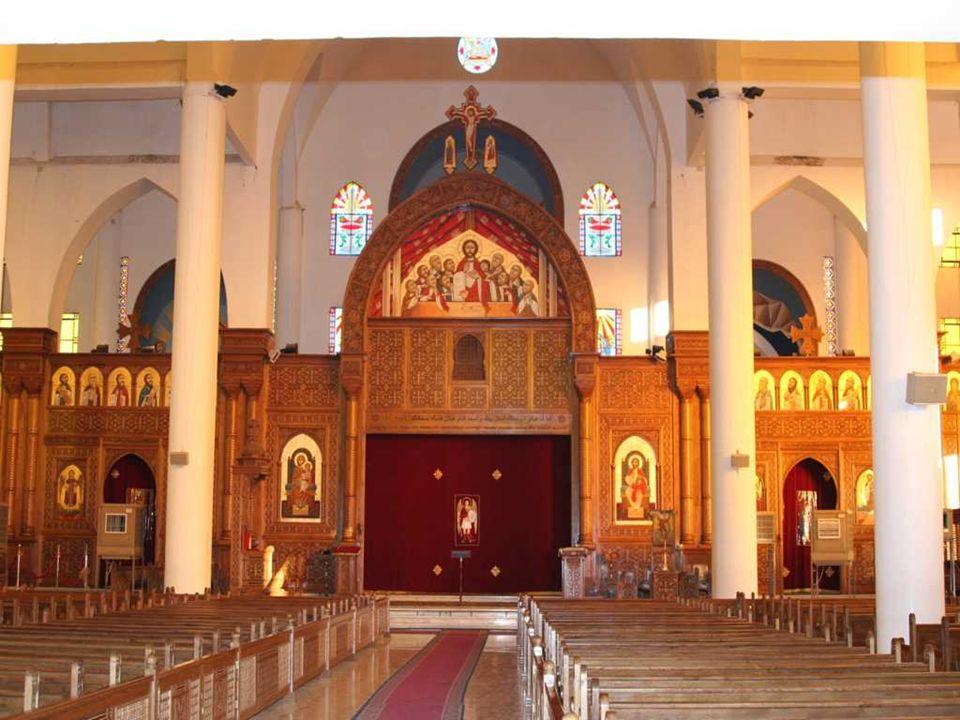 Kopt Katolikus templom