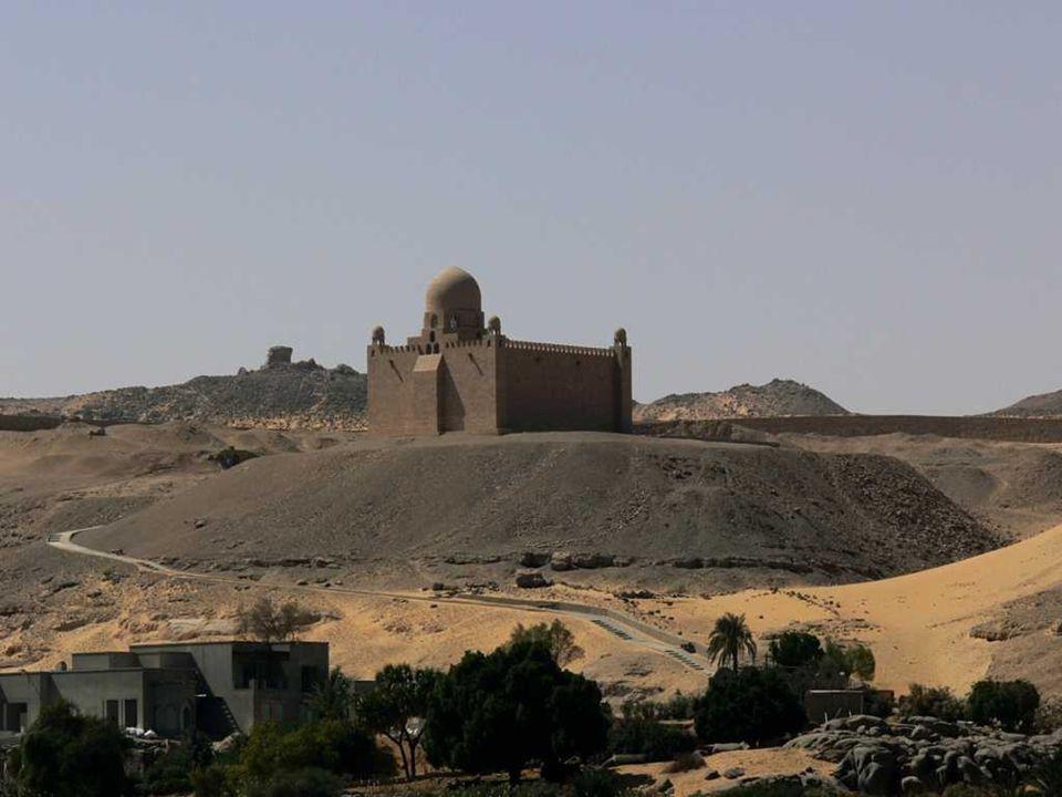 Aga Khan síremléke Asszuanban