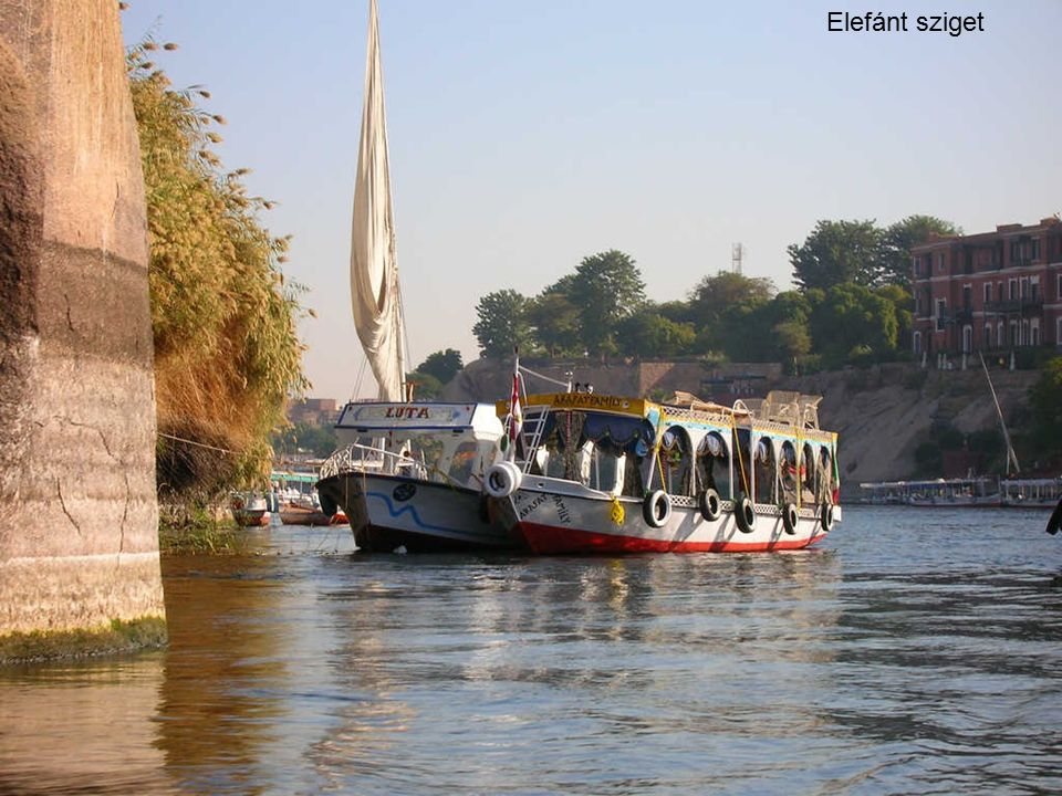 Miután Egyiptom elnyerte függetlenségét az Egyesült Királyságtól, a Nagy Gát megépült 1960 és 1970 között.