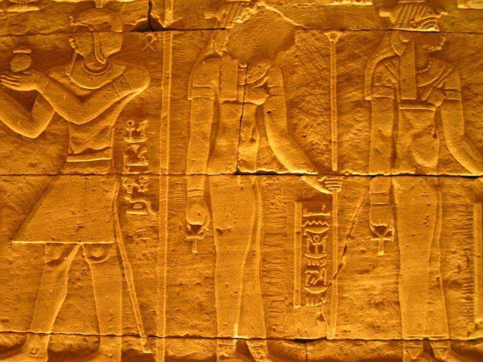 Fények a Philae templomban