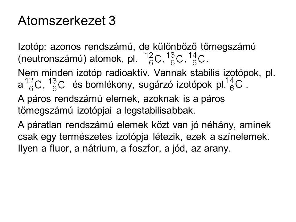 Kritikus mennyiségek, energia Dr. Pátzay György: Radiokémia II. (internet)