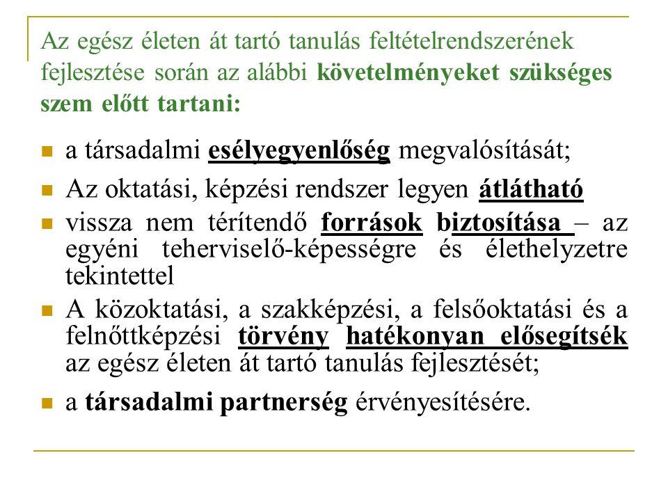 MAKROGAZDASÁGI KIHÍVÁSOK A magyar társadalom jellemzője: alacsony munkaerő-piaci aktivitás.