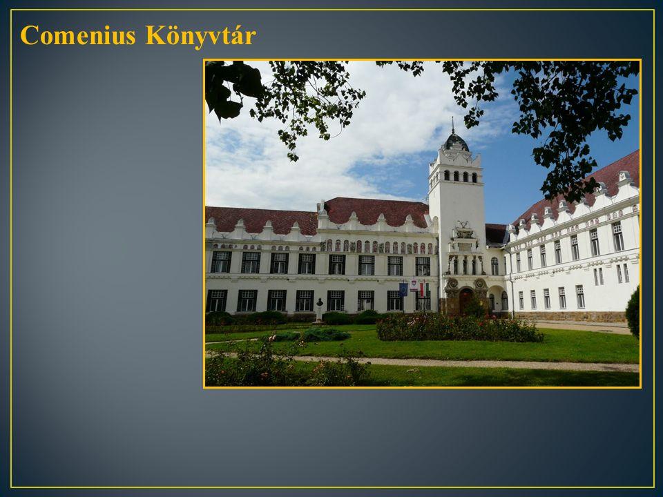 Comenius Könyvtár