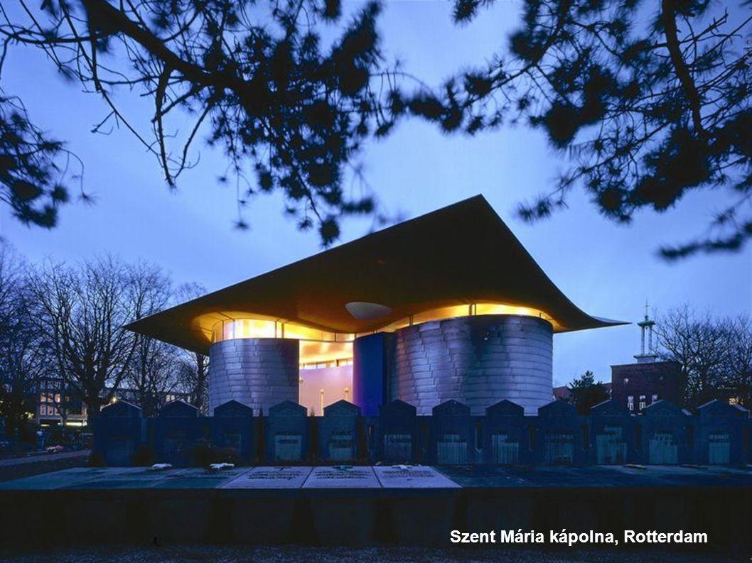 Szent Mária kápolna, Rotterdam