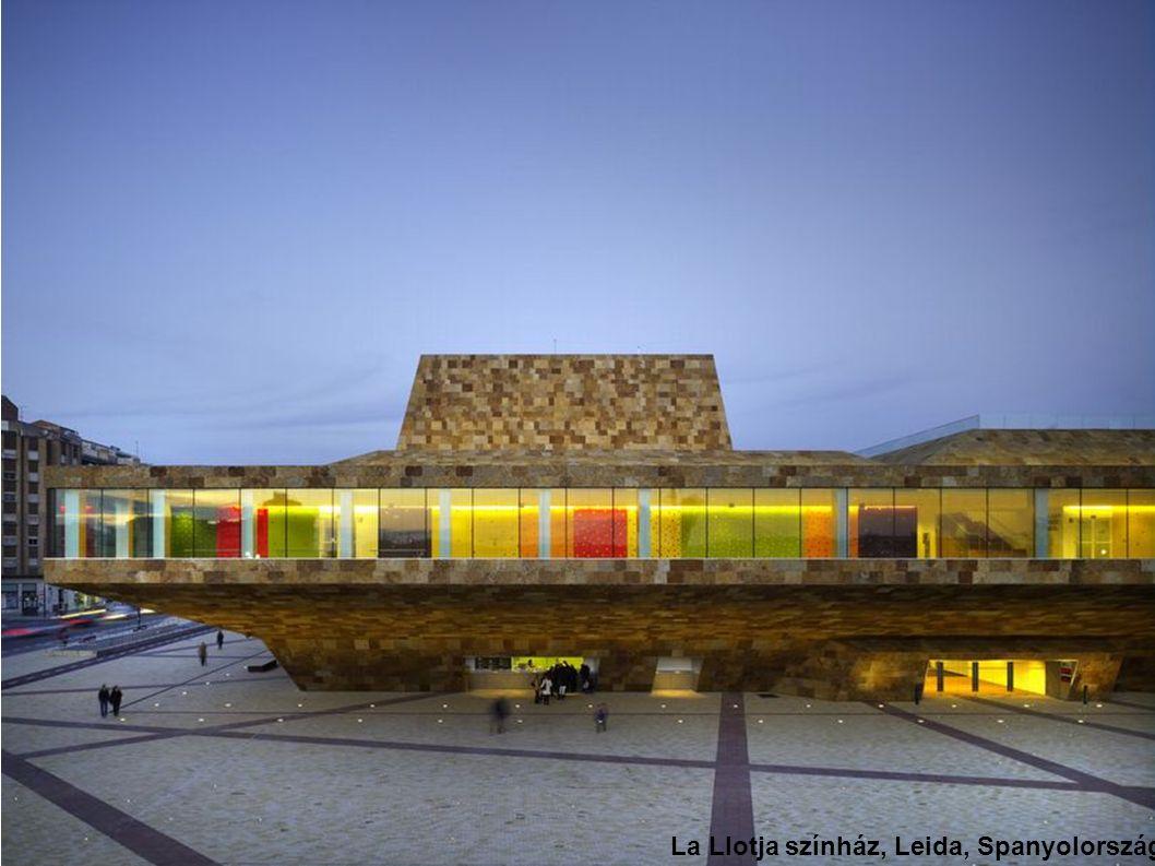 La Llotja színház, Leida, Spanyolország