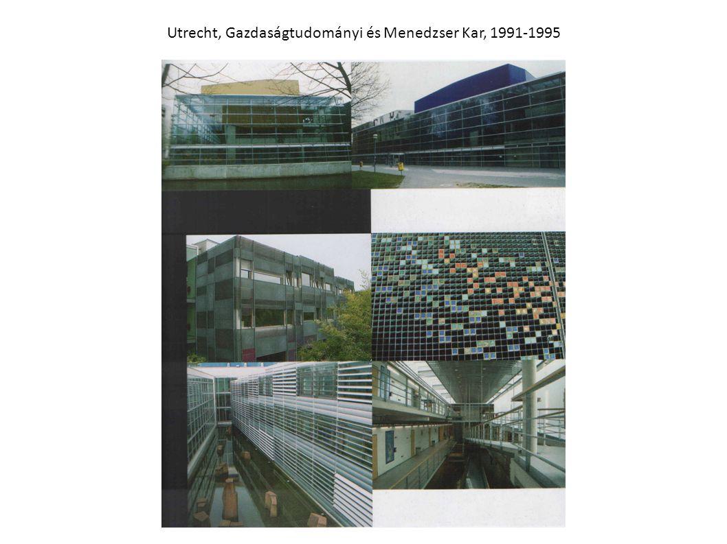 Utrecht, Gazdaságtudományi és Menedzser Kar, 1991-1995