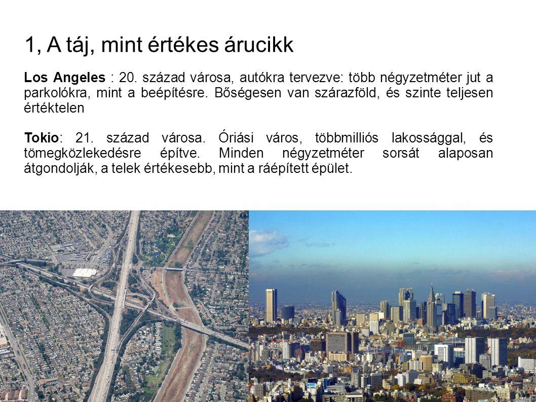 1, A táj, mint értékes árucikk Los Angeles : 20.