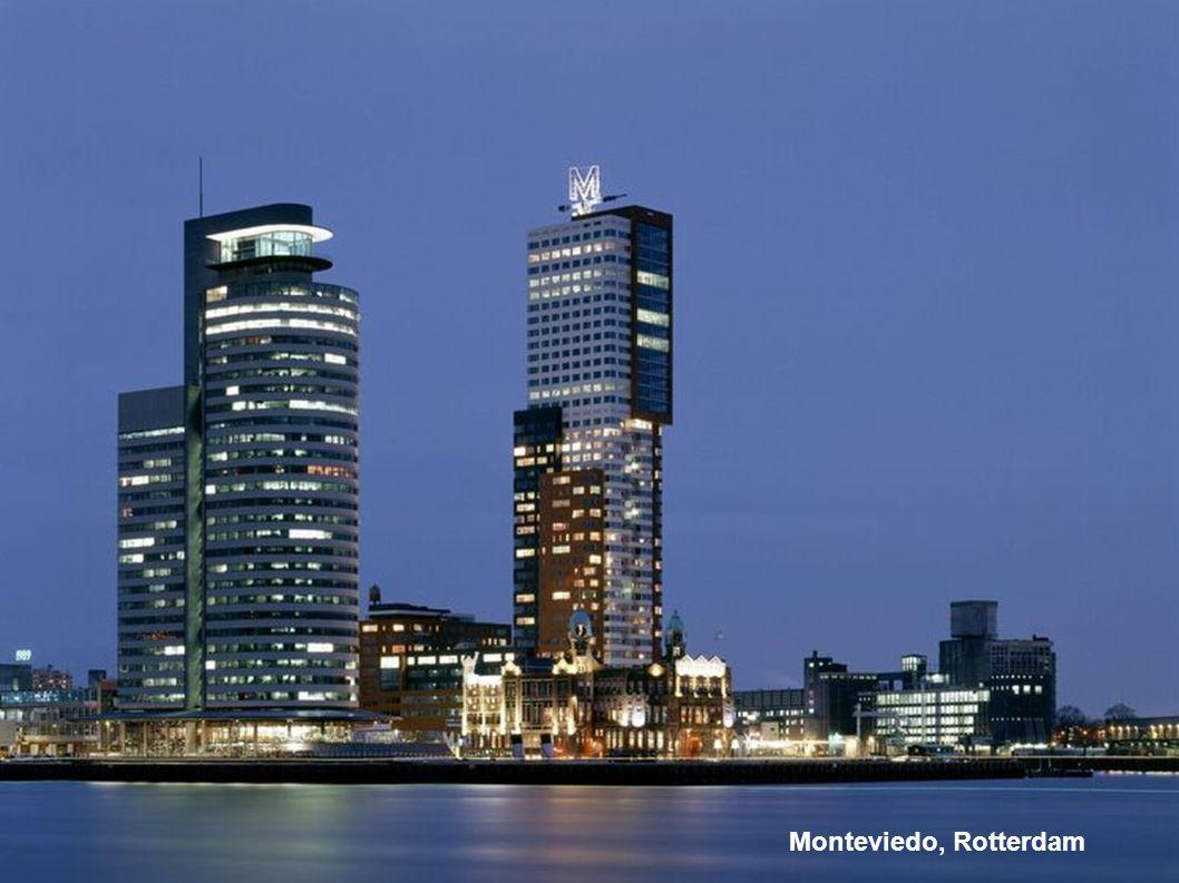 Monteviedo, Rotterdam