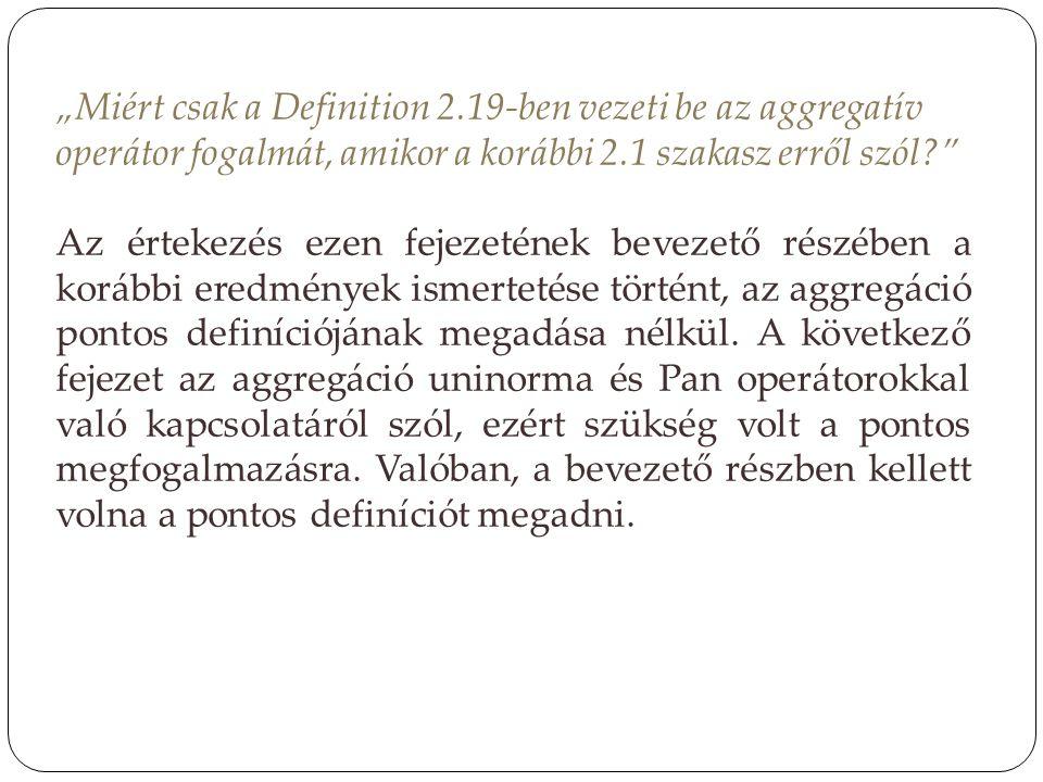 """""""A Definition 2.41 kapcsán felmerül a kérdés: van nem multiplikatív (pl."""