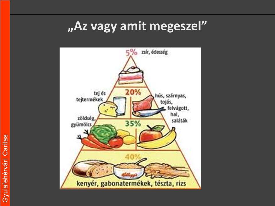 Gyulafehérvári Caritas Fogyasszunk zöldségeket!!.
