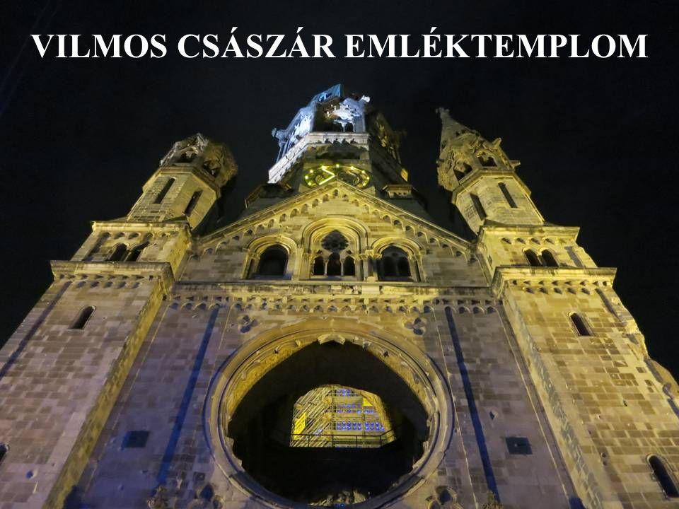 VILMOS CSÁSZÁR EMLÉKTEMPLOM