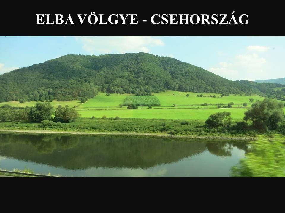 ELBA VÖLGYE - CSEHORSZÁG
