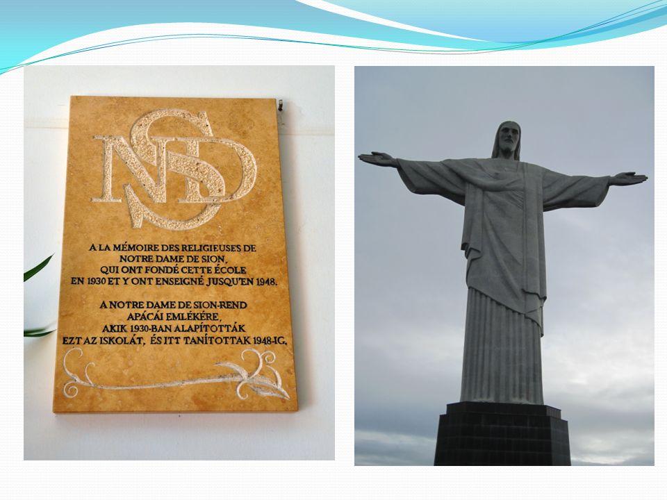 Rio de Janeiro fogadás a Sion iskolában fogadás a Sion iskolában