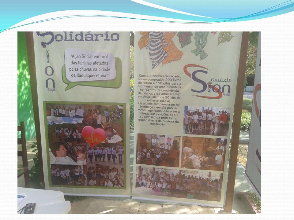 Marketplaces – a Sion iskolák szociális munkáinak bemutatása Brazília