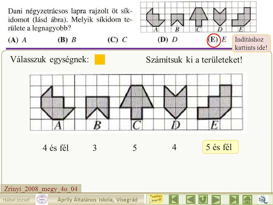 Zrínyi_2008_megy_4o_04 Írjuk be a táblázatba amit tudunk! Mit látunk ? Az egyik szám 10. 2.a. akkor a másik 2 rész. 30 Mennyit érnek az egyes részek?
