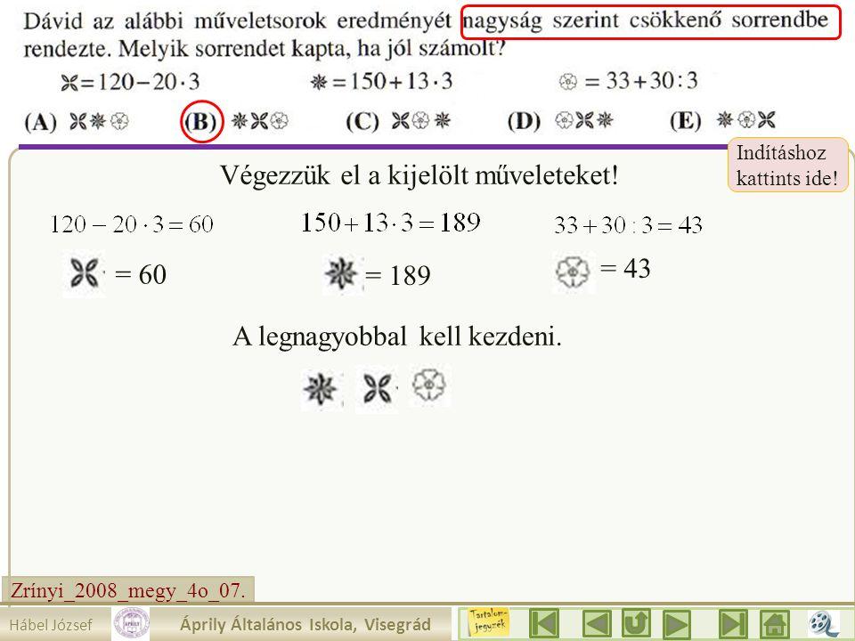 Zrínyi_2008_megy_4o_07. Írjuk be a táblázatba amit tudunk! Mit látunk ? Az egyik szám 10. 2.a. akkor a másik 2 rész. 30 Mennyit érnek az egyes részek?