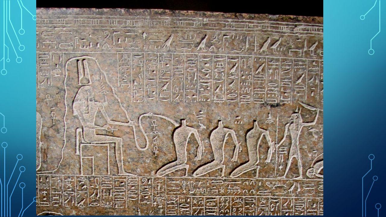 OZIRISZ A legfontosabb isten. A halottak ura Ábrázolása:Ábrázolása antropomorf, többnyire fáraói jelvényekkel (szakáll, korona), zöld bőrrel, részben