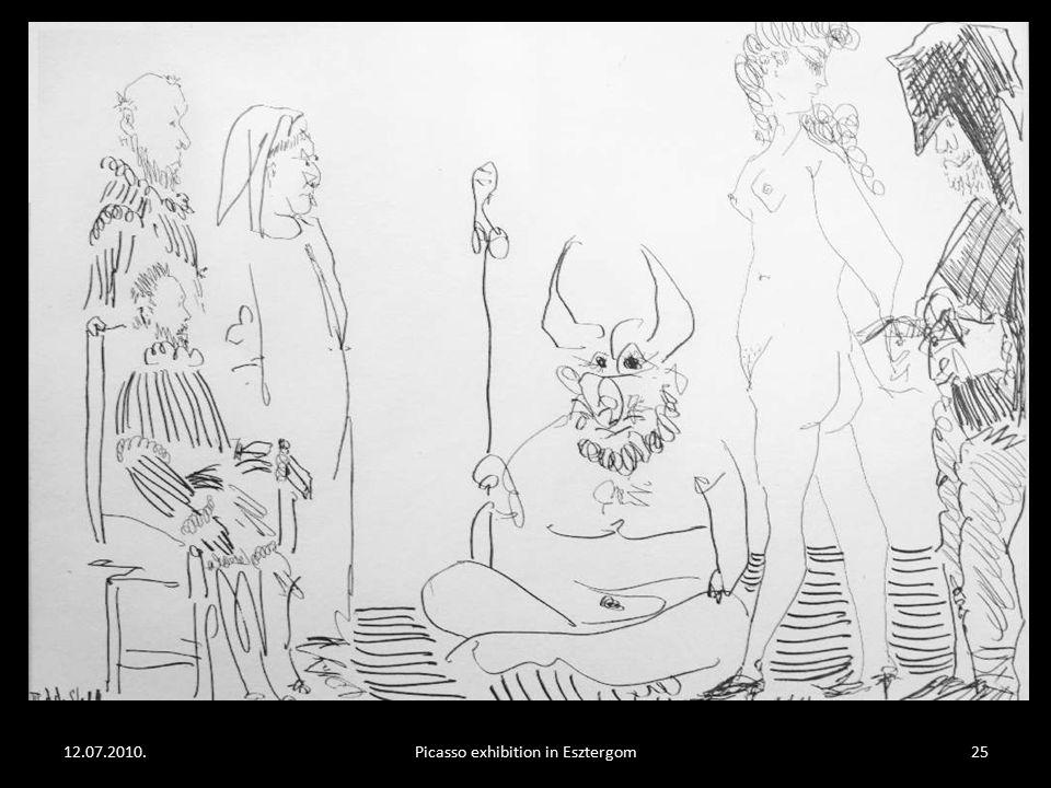 12.07.2010.Picasso exhibition in Esztergom24