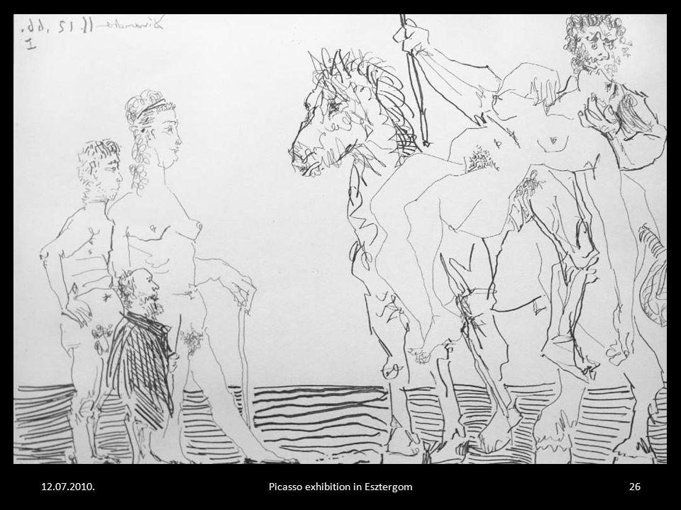 12.07.2010.Picasso exhibition in Esztergom26