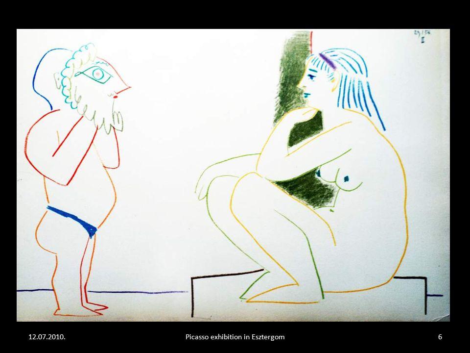 12.07.2010.Picasso exhibition in Esztergom5