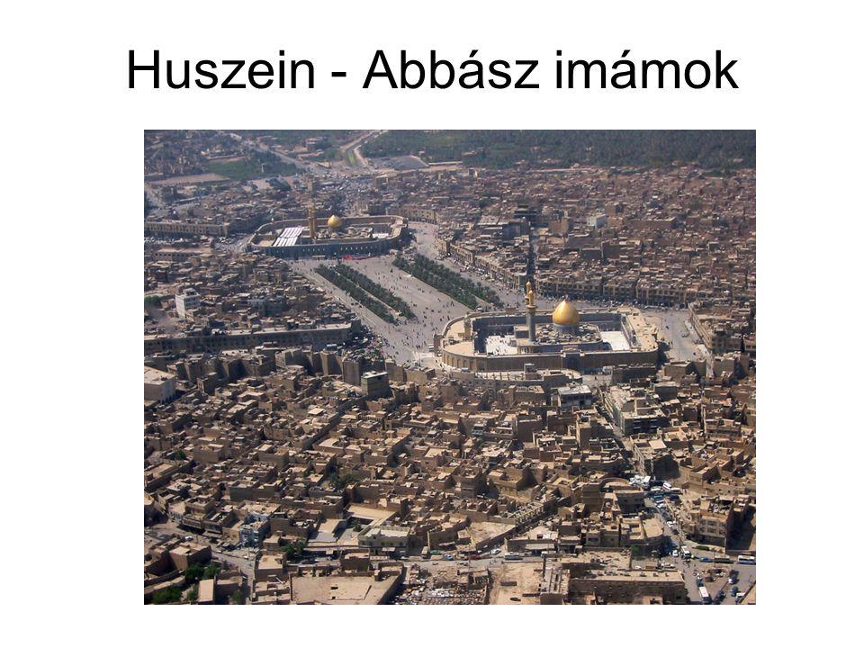 Huszein - Abbász imámok