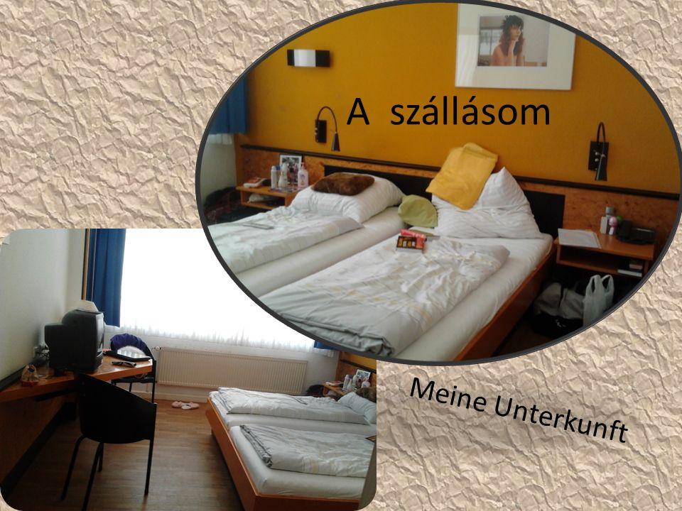 A szállásom Meine Unterkunft