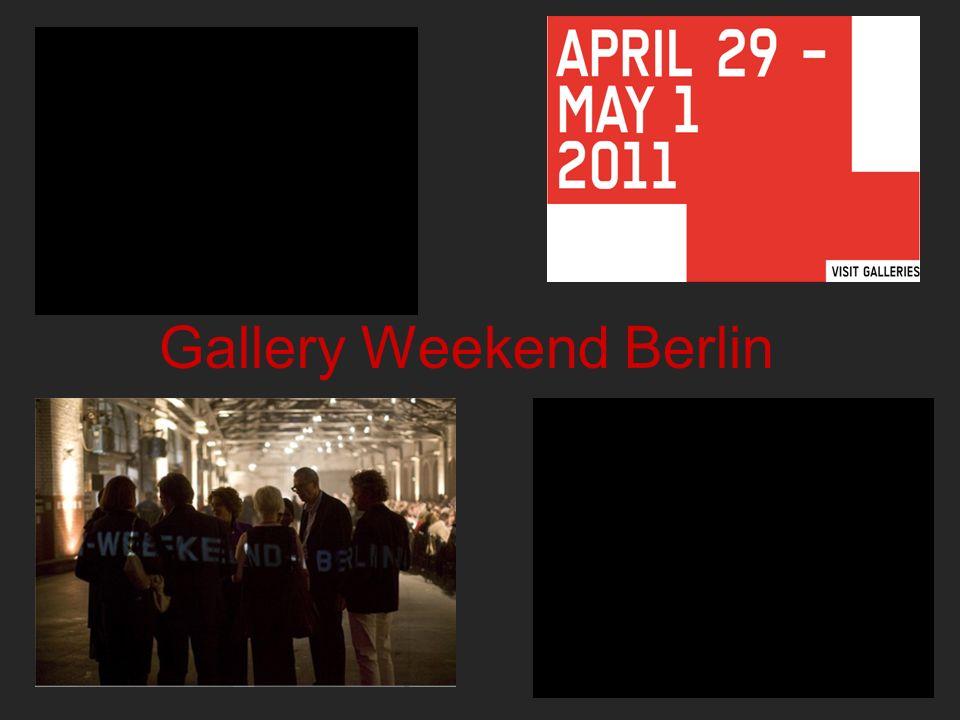 Charlottenburg-Wilmersdorf BAGL - BerlinArtistsGoingLive Galerie Max Hetzler Temporary Factory-Art gallery Galerie Haas & Fuchs S & G Arte Contemporanea